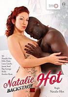 Natalie Hot Backstage