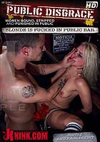 Public Disgrace: Blonde Fucked In Public Bar