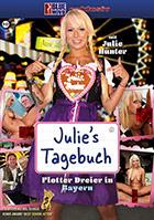Cover von 'Julie's Tagebuch: Flotter Dreier in Bayern'