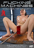 Fucking Machines: So Much Anal That She Squirts