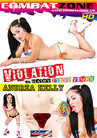 Violation Of Hairy First Timer: Andrea Kelly