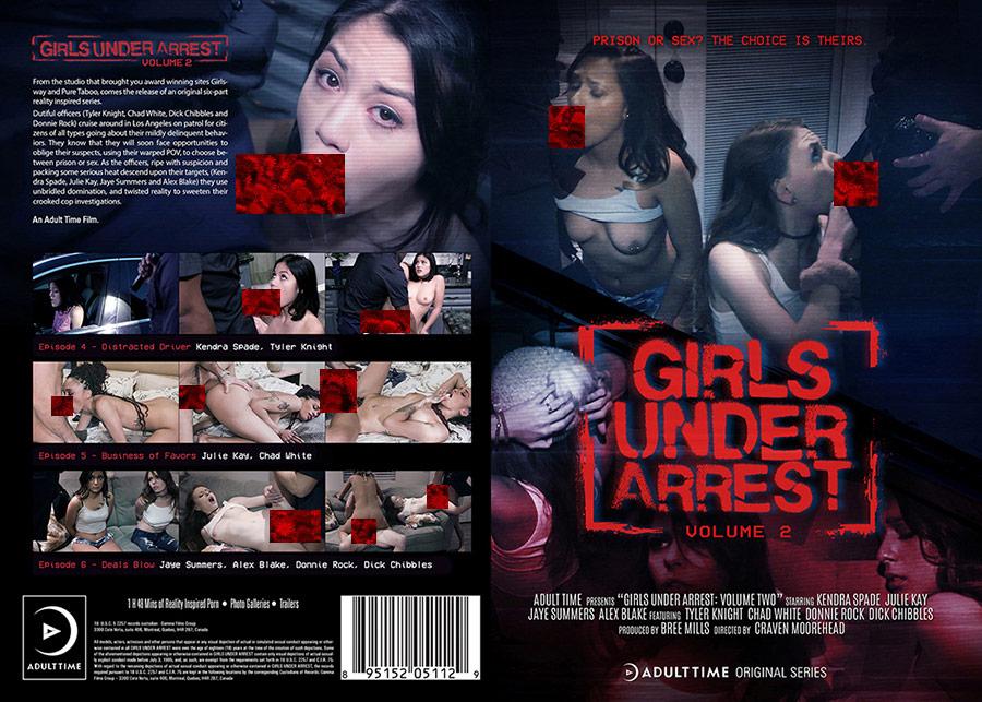 Girls Under Arrest 2
