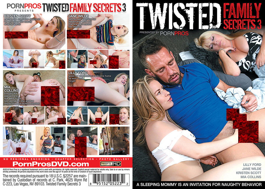 Twisted Family Secrets 3