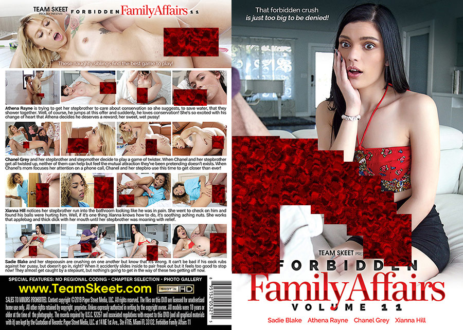 Forbidden Family Affairs 11