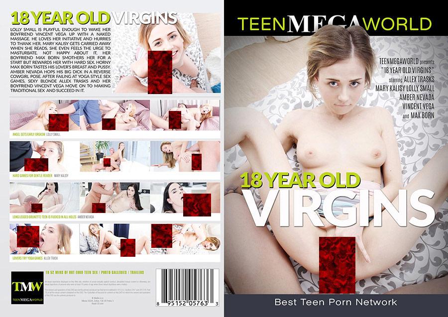 18 Year Old Virgins