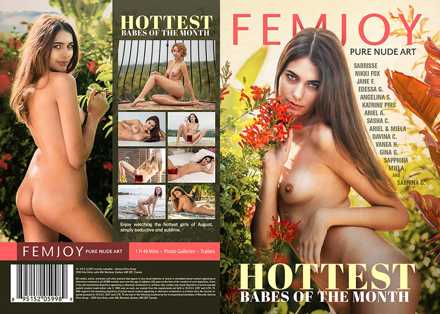 Hottest Babes Of The Month