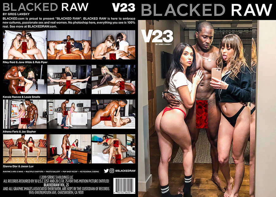 Blacked RAW: V23