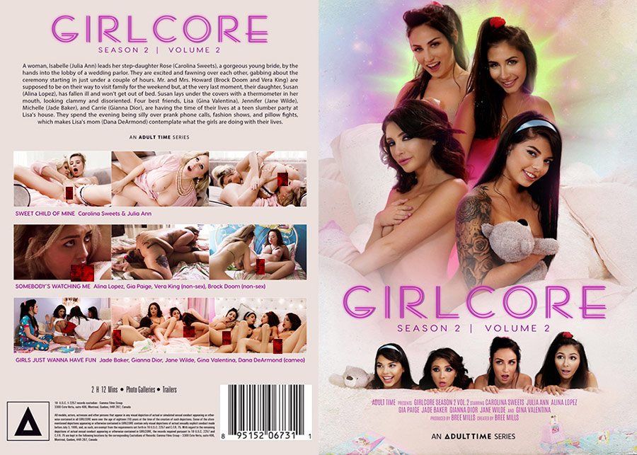 Girlcore - Season Two 2