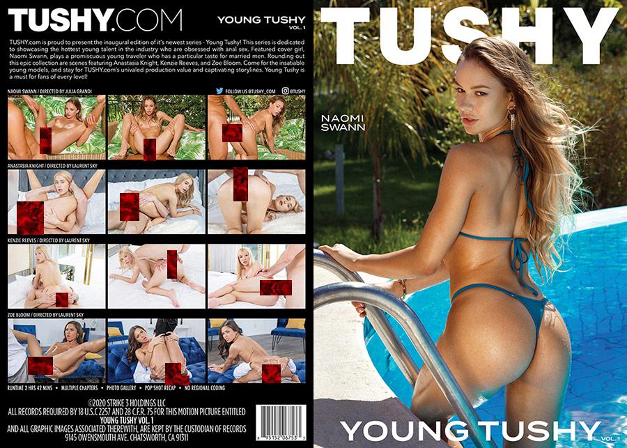 Young Tushy