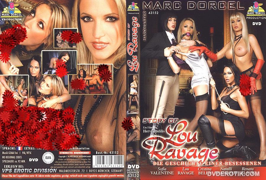 marc dorcel story of lou ravage