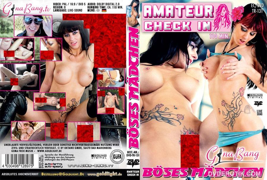 Amateur porno dvd shop