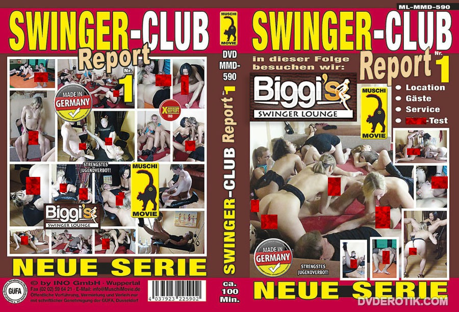 swinger club report