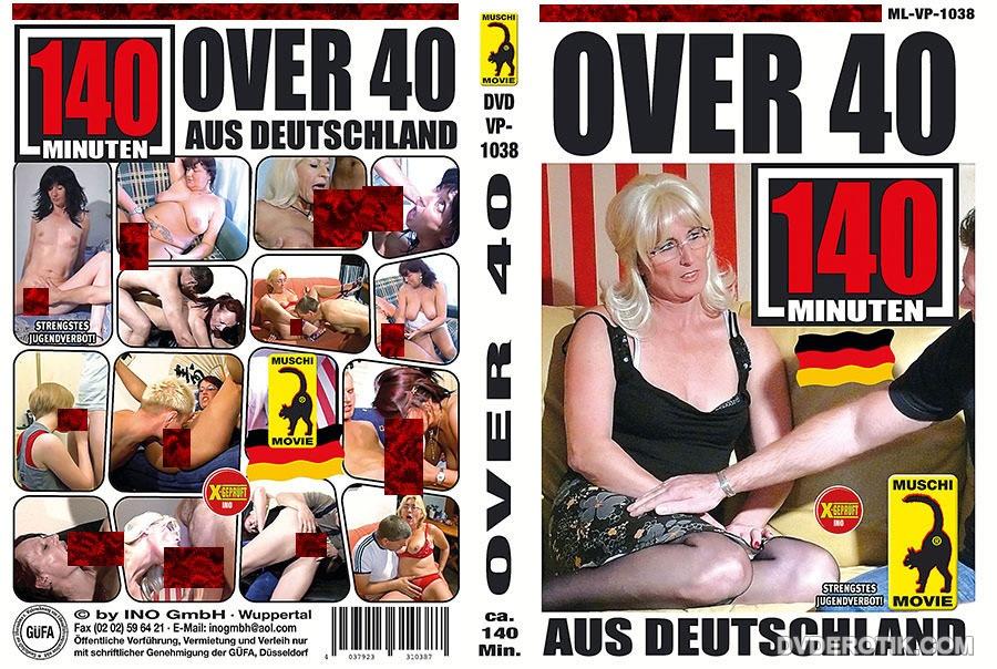 Over 40. Studio: Muschi Movie