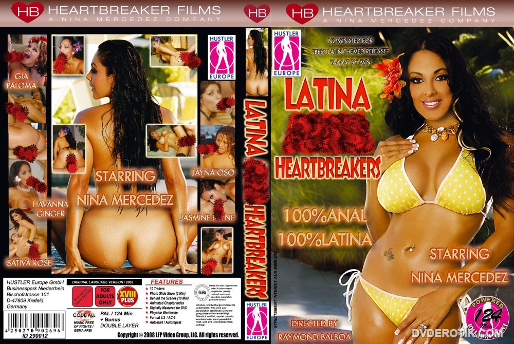 Can help latina anal heartbreakers