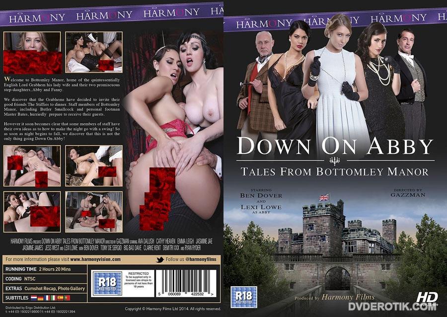harmony adult dvd