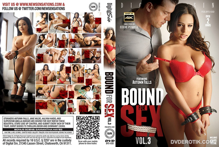 Bound domination dvds simply remarkable