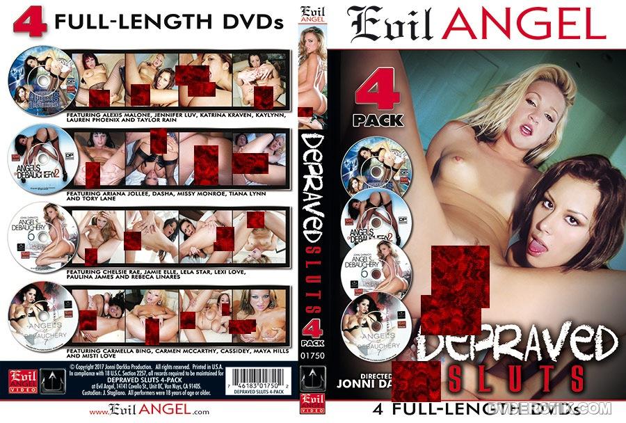 SADIE: Angels of debauchery evil empire usa porn dvd