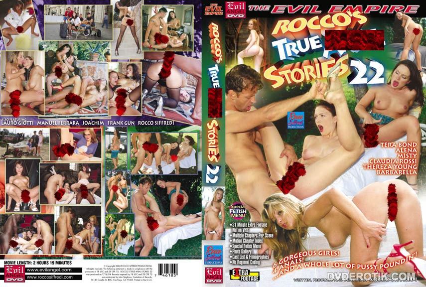 Rocco true anal stories 22