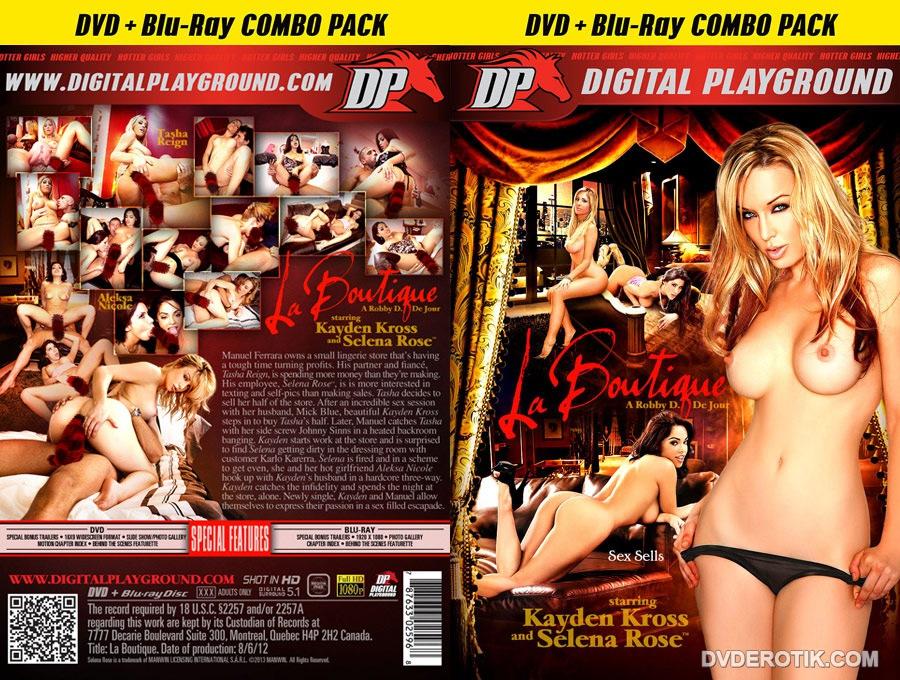 boutique dvd porno