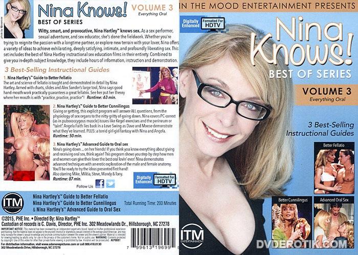 Nina Hartley Guide To Oral