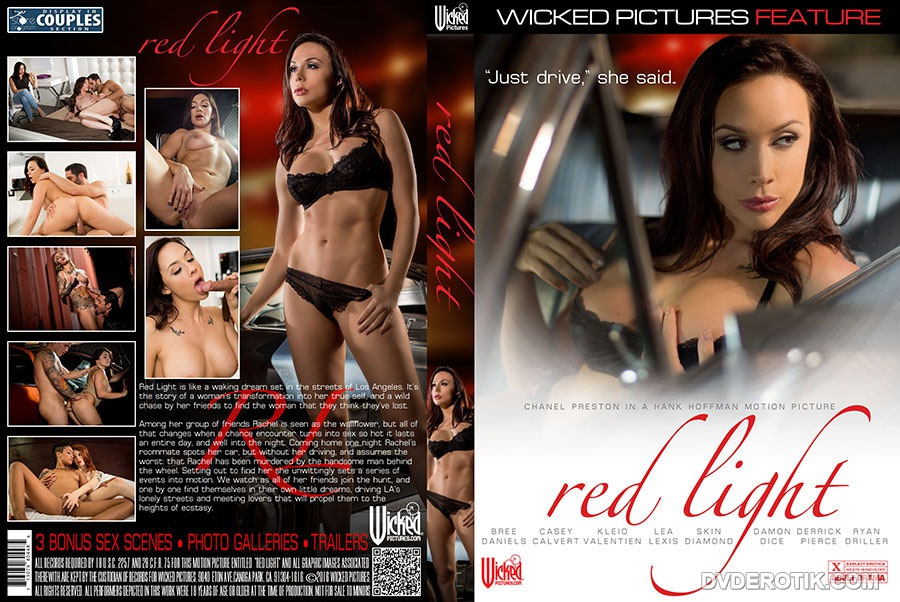 Trailers of adult movies, bi sexual layouts
