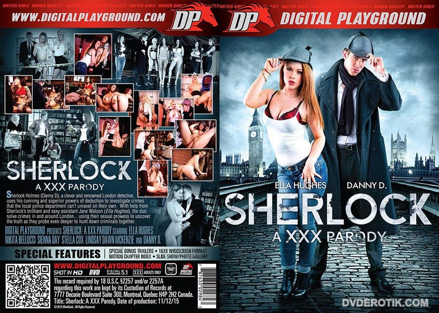 Sherlock A Xxx Parody Dvd  Download - Dvderotikcom-3913