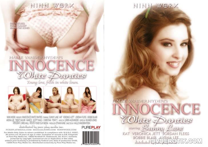Innocence white panties